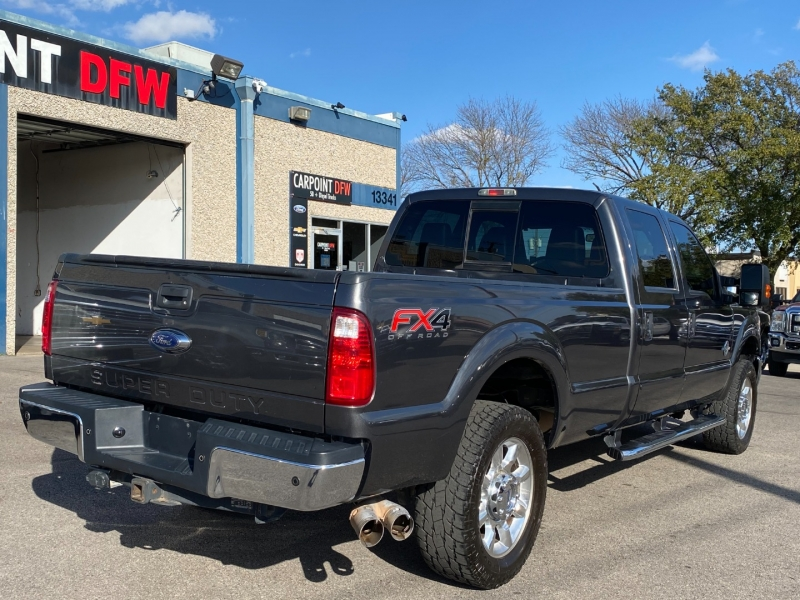 Ford F-250 LARIAT 4X4 2016 price $32,500