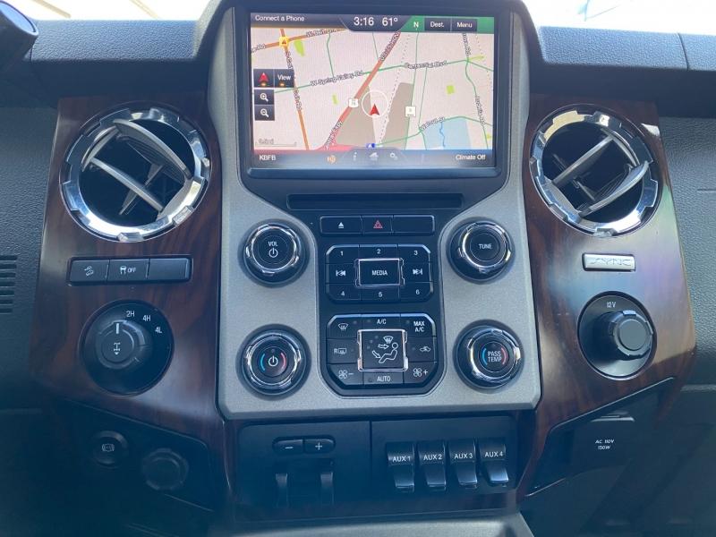 Ford F-250 LARIAT 4X4 2016 price $32,500