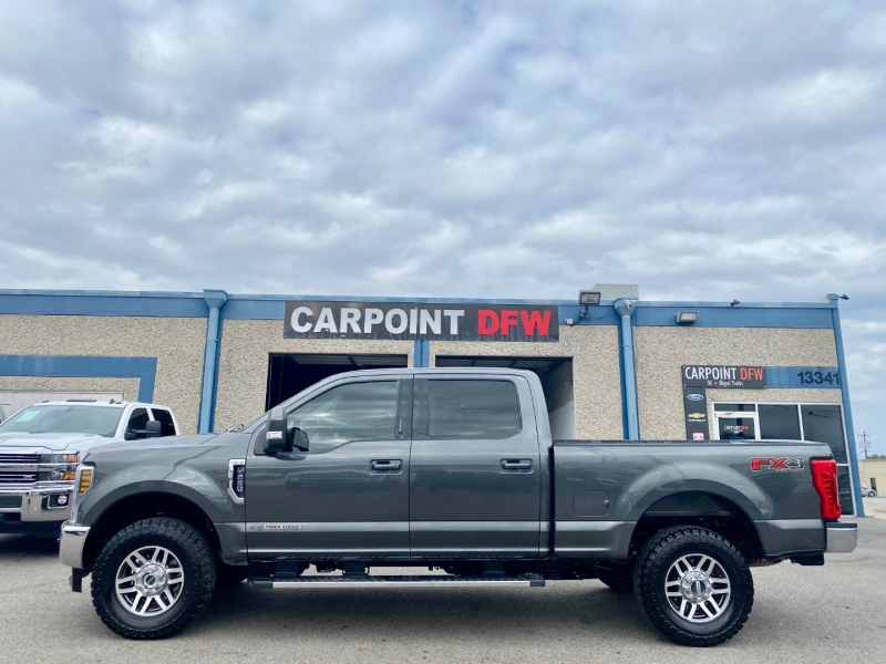 Ford F250 LARIAT 4X4 2019 price $43,700