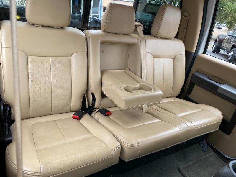 Ford F250 LARIAT 4X4 2014 price $36,500