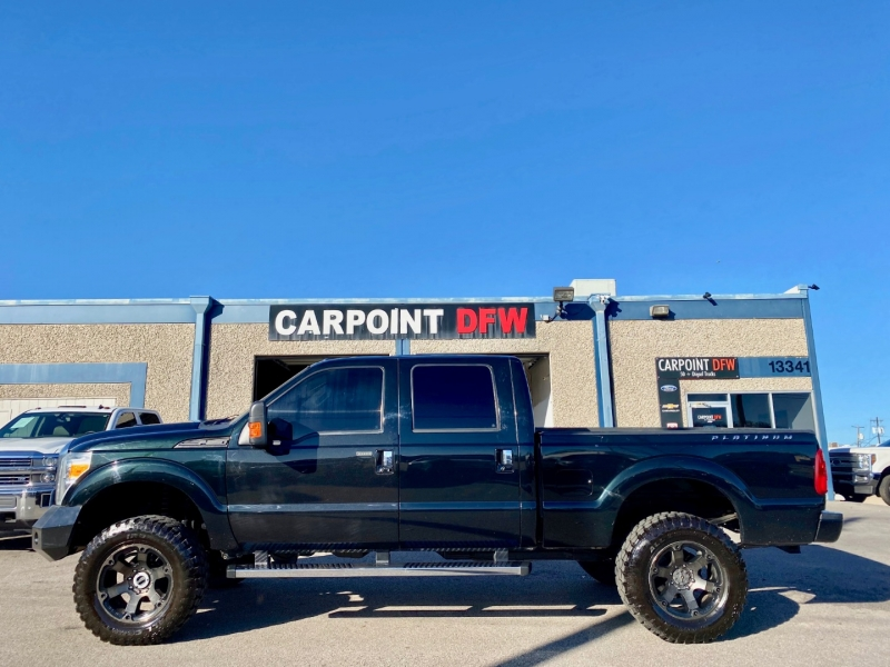 Ford F250 PLATINUM 4X4 2014 price $32,500
