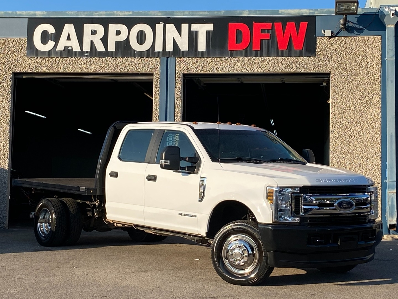 2018 Ford F350 Xl 4x4 Crew Cab Dually Flat Bed 6 7l Diesel 66k Auto Carpoint Dfw Inc Dealership In Dallas