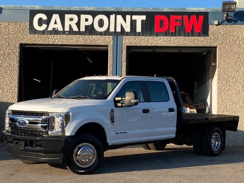 Ford F350 XL 4X4 DUALLY 2018 price $41,500