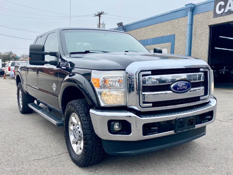 Ford F250 LARIAT 4X4 2013 price $28,995