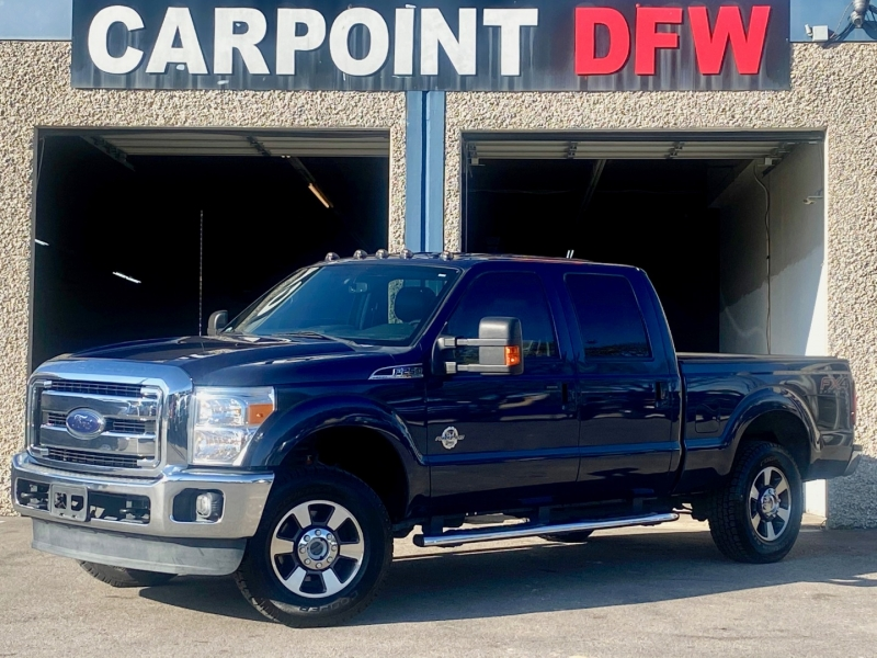 Ford F250 LARIAT 4X4 2014 price $30,500