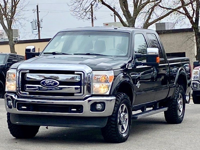 Ford F250 LARIAT 4X4 2011 price $28,200