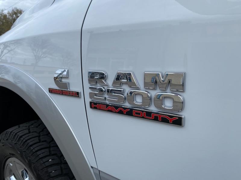 RAM 2500 LARAMIE 4X4 2015 price $42,300