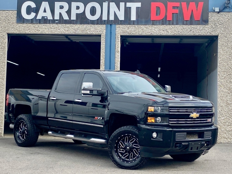 Chevrolet SILVERADO 2500HD Z71 4X4 2017 price $42,500