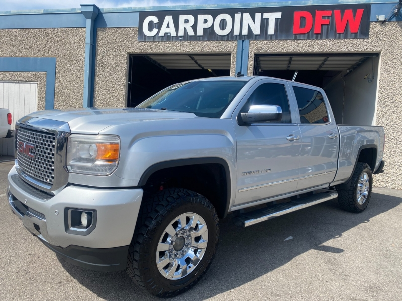 GMC SIERRA DENALI 2500HD 4X4 2015 price $39,995