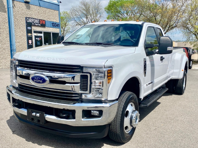 Ford F350 DUALLY 4X4 DIESEL 2019 price $37,500