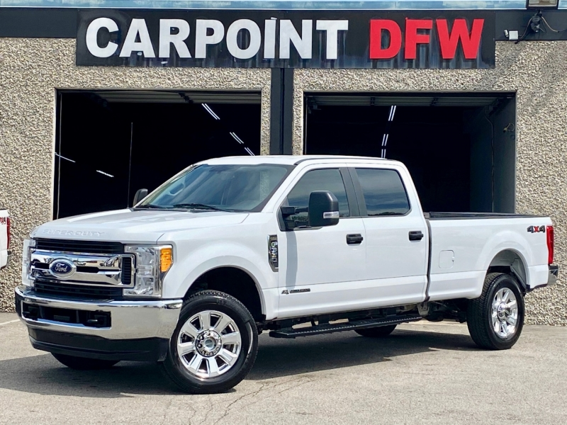 Ford F350 XL 4X4 F350 2017 price $36,495