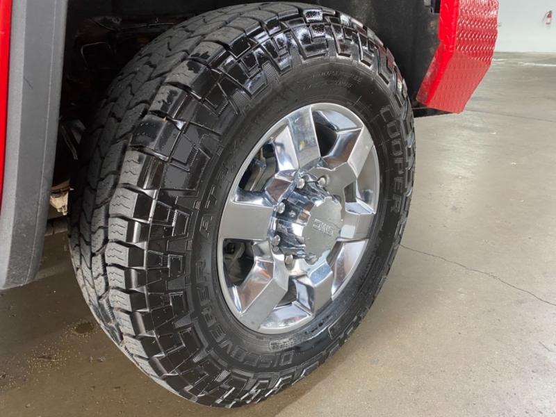 GMC SIERRA 2500HD 4X4 2018 price $45,700