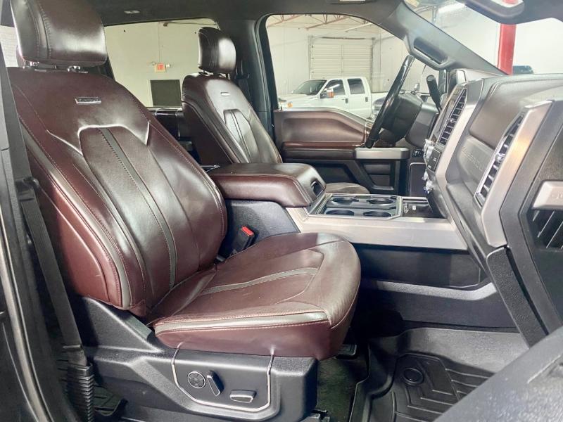 Ford F250 PLATINUM EDITION 4X4 2017 price $41,500