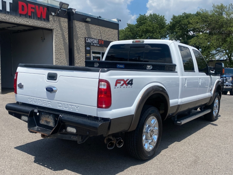 Ford F250 KING RANCH FX4 2016 price $47,995