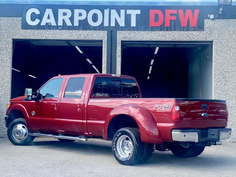 Ford F350 LARIAT DUALLY 4X4 2016 price $48,495