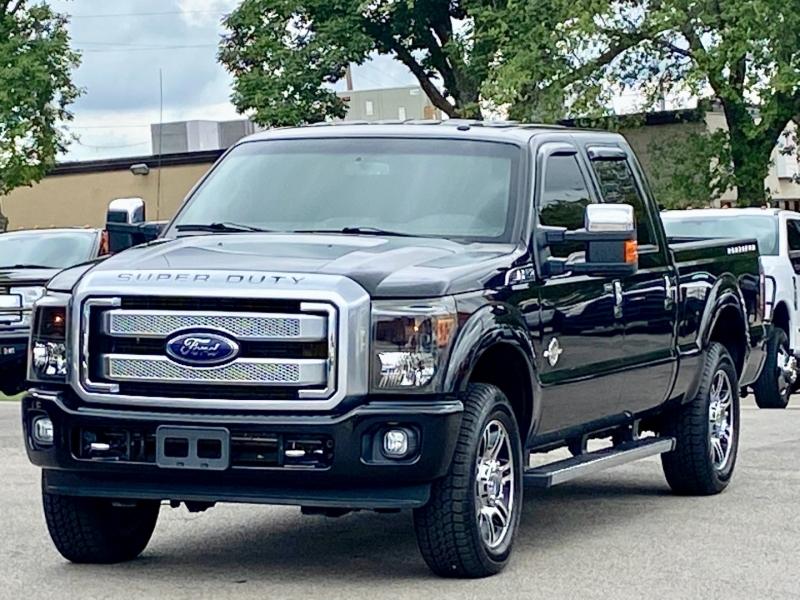 Ford F250 PLATINUM 4X4 2014 price $35,900