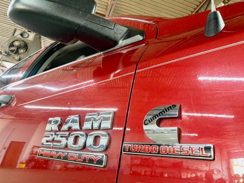 RAM 2500 4X4 DIESEL 2014 price $30,995
