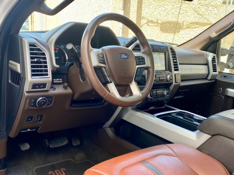 Ford F250 KING RANCH 4X4 2018 price $56,900