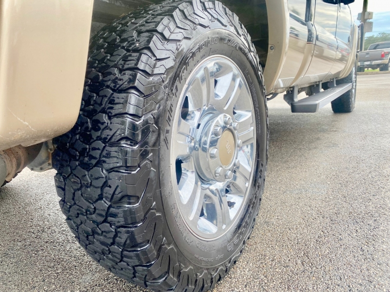 Ford F250 KING RANCH FX4 2014 price $34,500