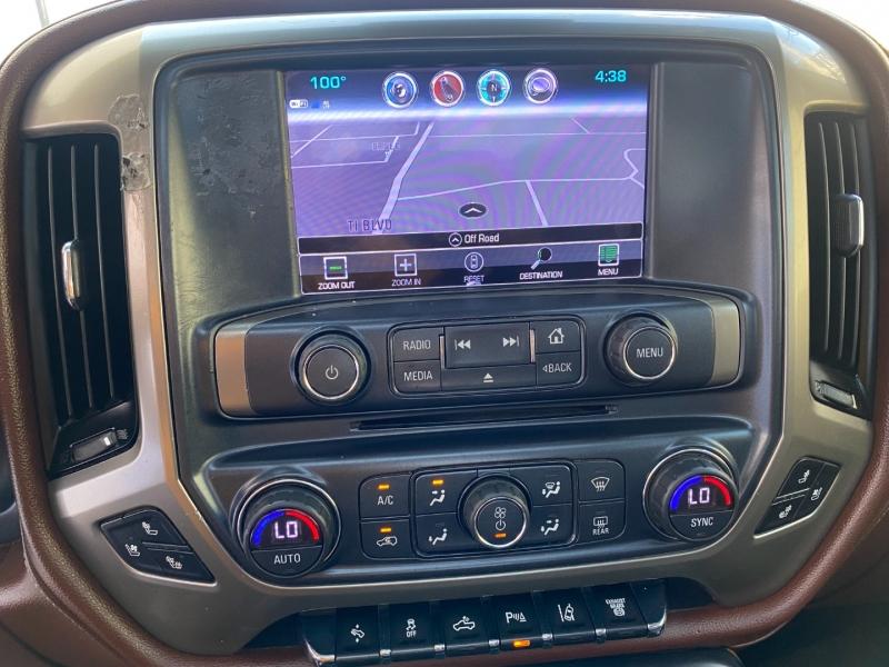Chevrolet SILVERADO 3500 HIGH COUNTRY 2017 price $53,500