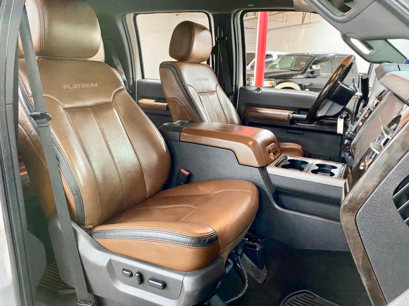 Ford F350 PLATINUM DUALLLY 4X4 2013 price $34,995