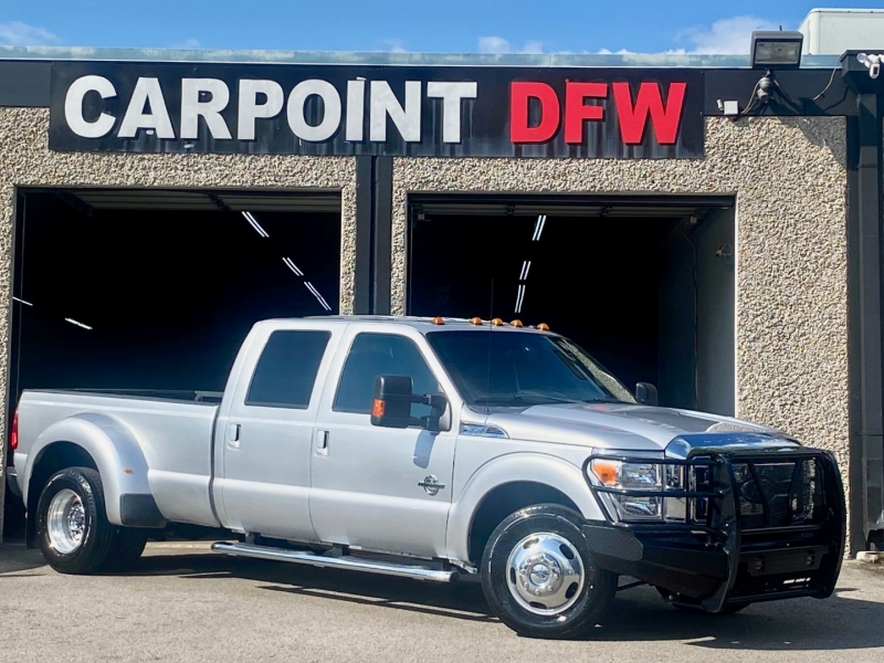 Ford F350 LARIAT DUALLY 2016 price $43,200