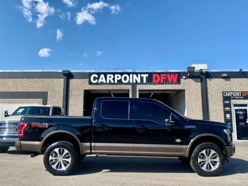FORD F150 KING RANCH FX4  2017 price $36,995