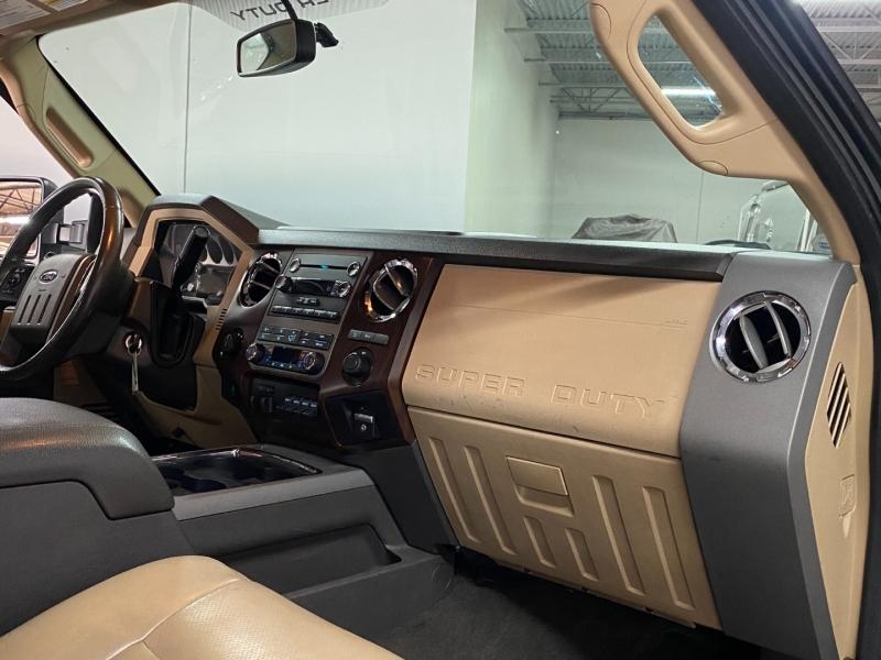 Ford F250 LARIAT FX4 2012 price $37,700