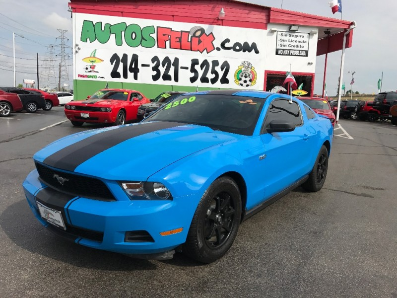 Ford Mustang 2012 price $1,000 Down!!