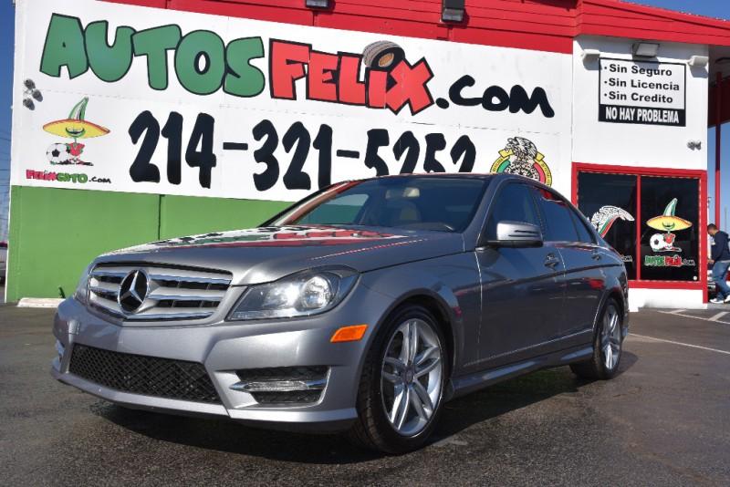 Mercedes-Benz C-Class 2014 price $1,500 Down!!