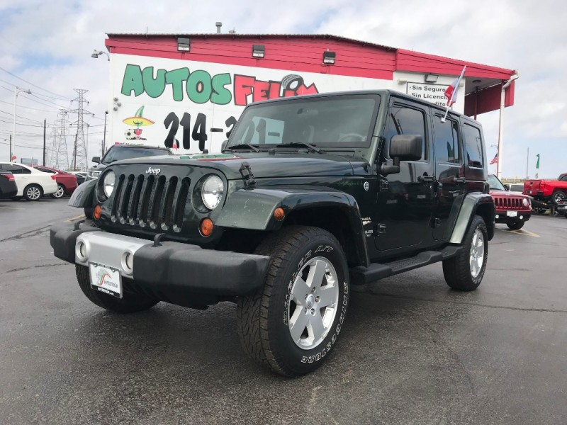Jeep Wrangler Unlimited 2016 price $2,000 Down!!