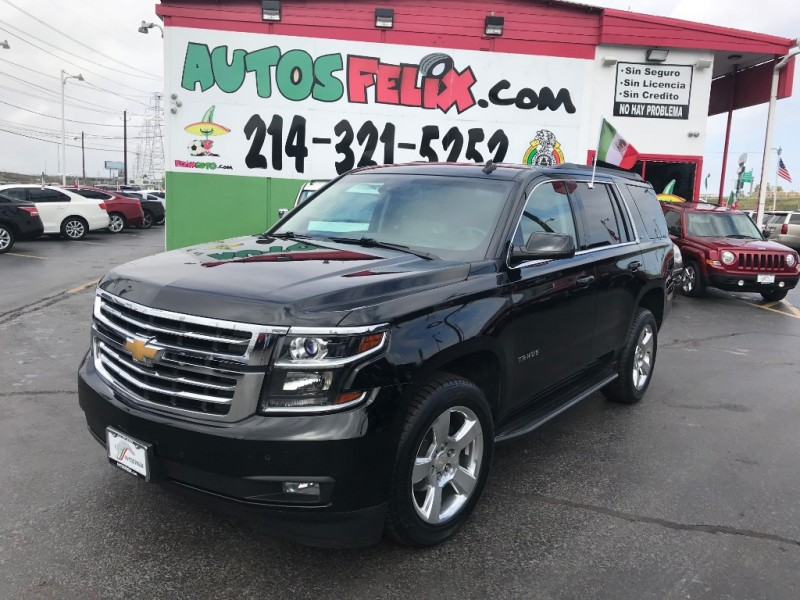 Chevrolet Tahoe 2016 price $4,000 Down!!