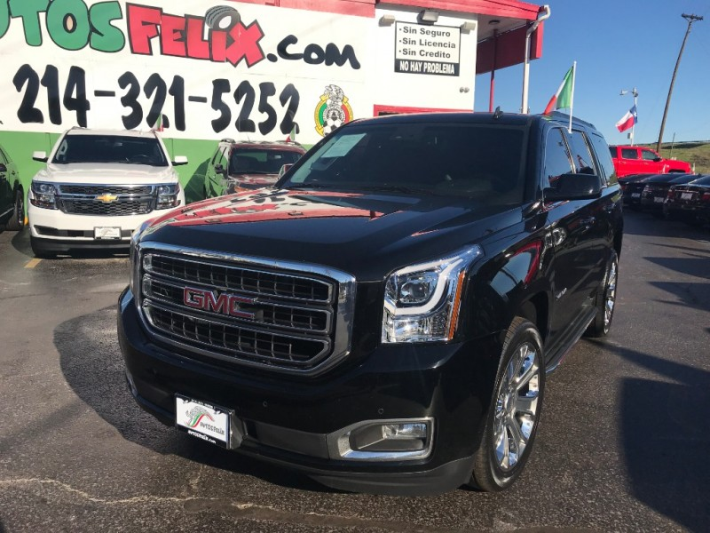 GMC Yukon 2017 price $4,000 Down!!