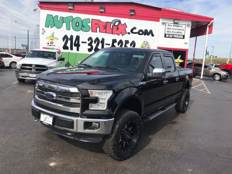 Ford F-150 2017 price $4,500 Down