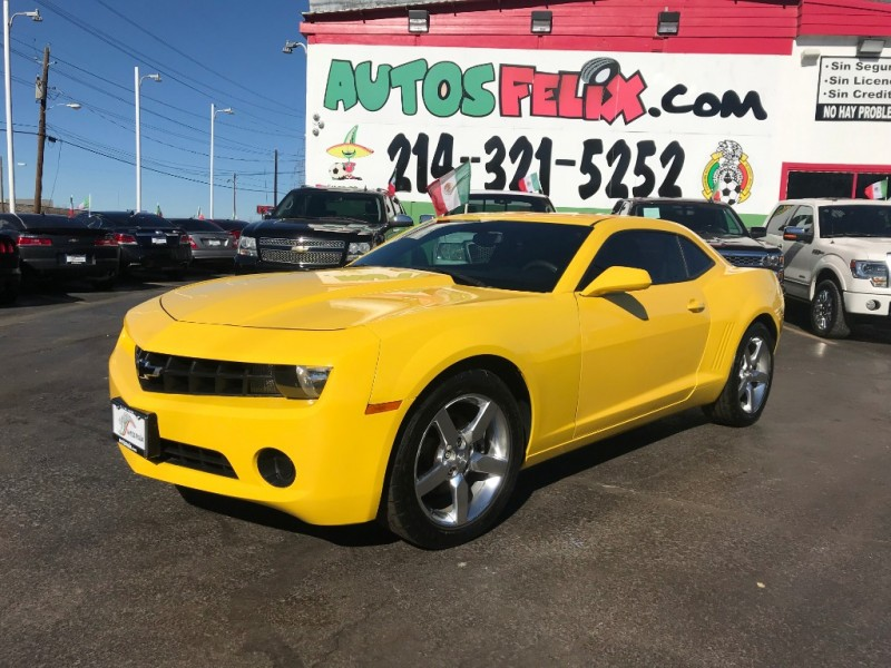 Chevrolet Camaro 2012 price $1,500 Down!!