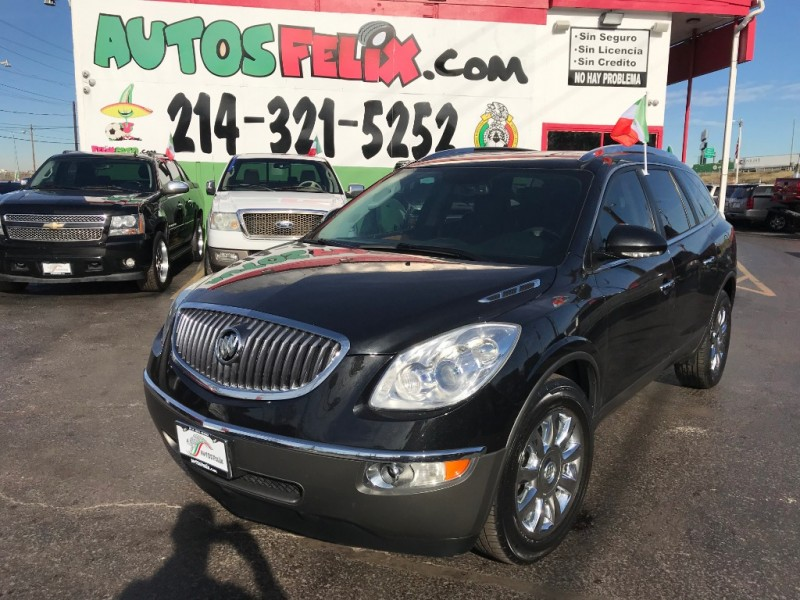 Buick Enclave 2012 price $1,500 Down!!