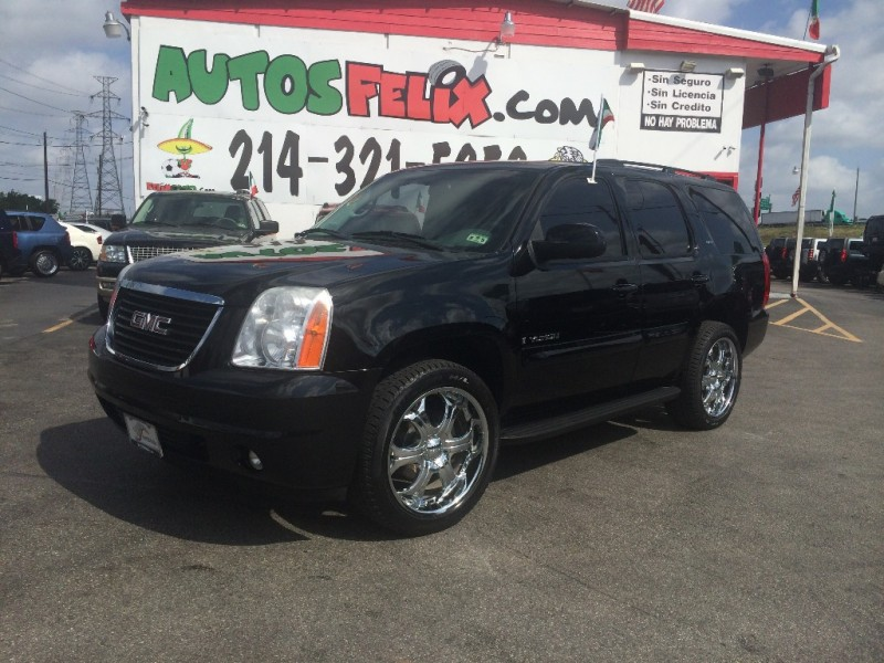 GMC Yukon SLT 2010 price $1,000 Down!!
