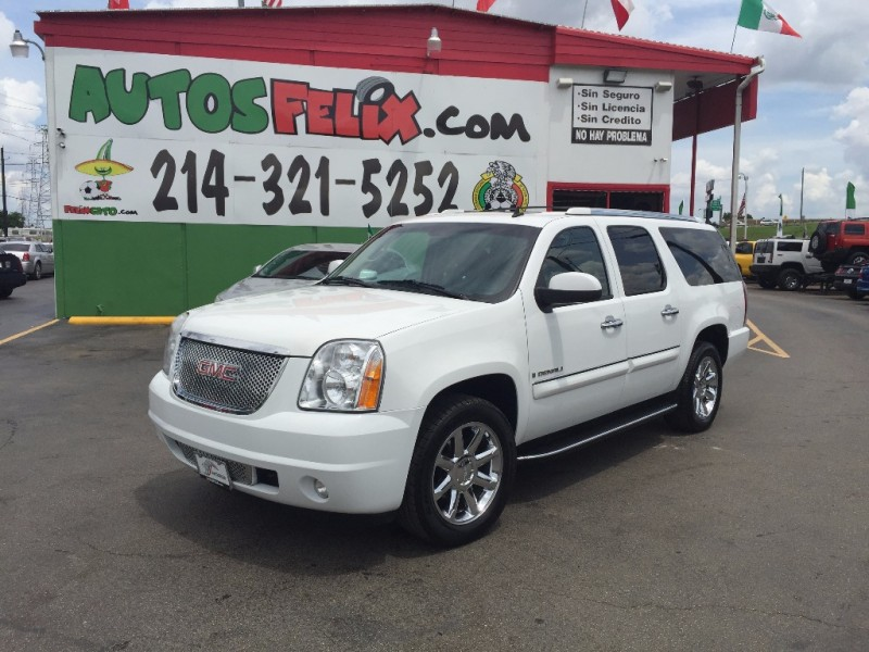 GMC Denali 2012 price $1,500 Down!!