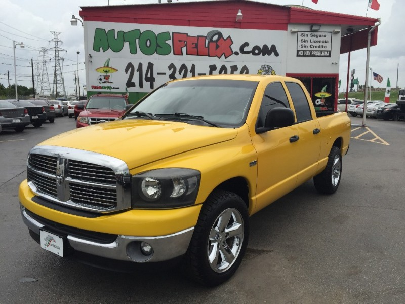 Dodge Ram SLT Hemi 2008 price $1,000 Down!!