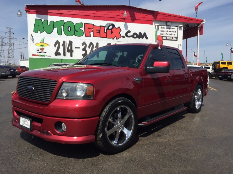 Ford F150 FX-2!! 2008 price $1,000 Down!!