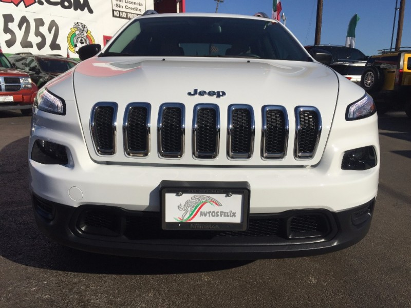 Jeep Cherokee Sport 2015 price $1,500 Down!!