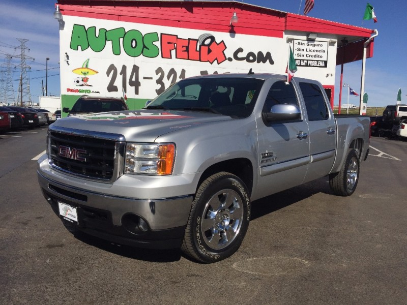 GMC Sierra Texas Edition!! 2012 price $1,500 Down!!