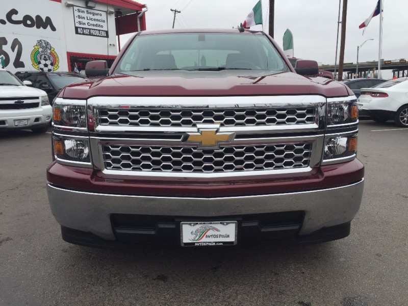 Chevrolet Silverado 2015 price $3,000 Down!!