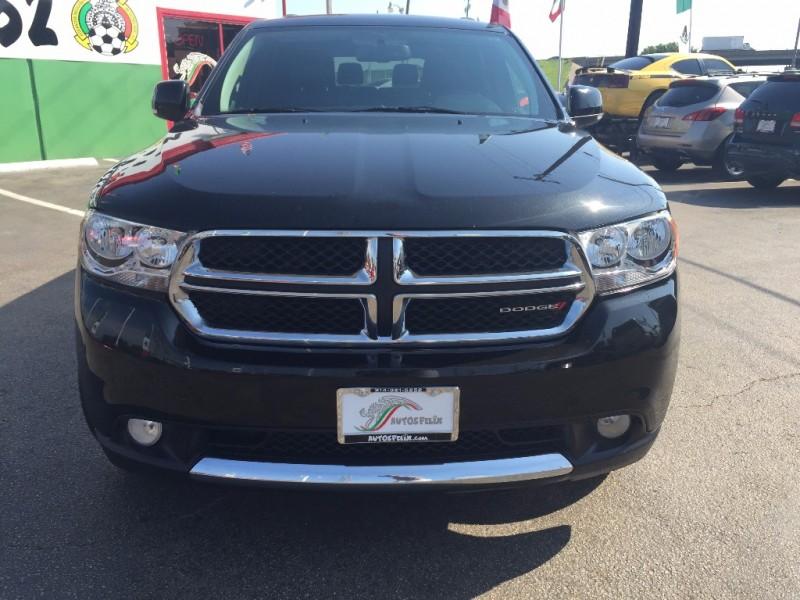 Dodge Durango Crew Piel, Navegacion!! 2015 price $2,000 DOWN