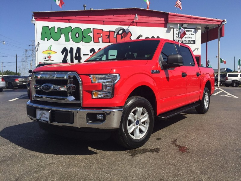 Ford F150 XLT!!! 2016!! 2016 price $3,000 Down!!