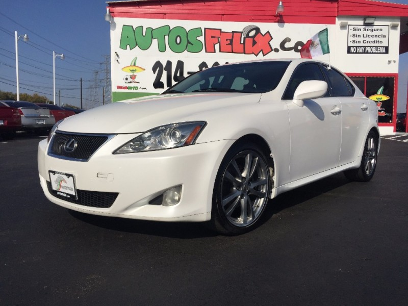 Lexus IS-250 Perla!! 2011 price $1,000 Down!!