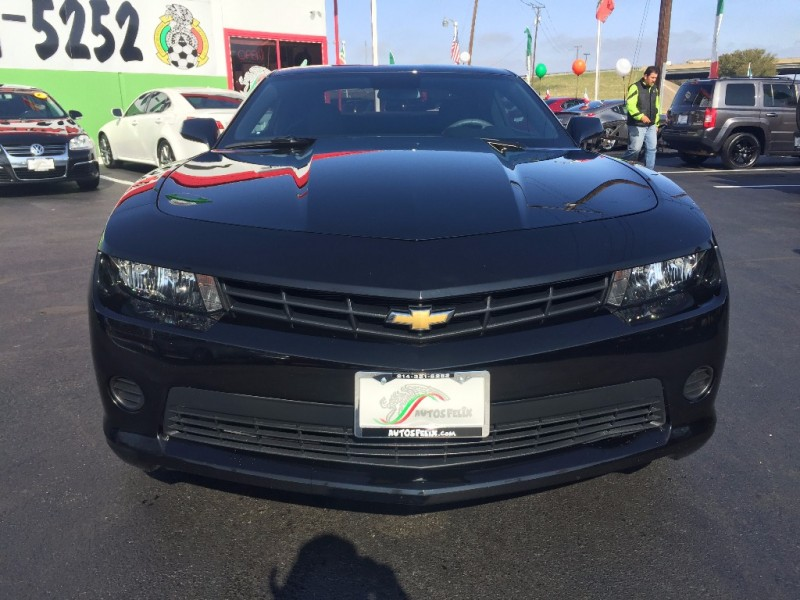 Chevrolet Camaro!!! 2015 price $1,500 Down!!