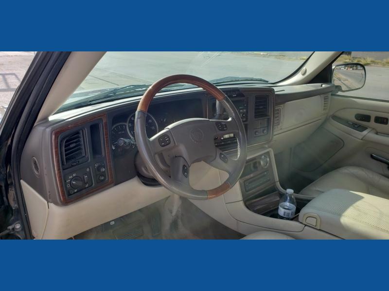 Cadillac Escalade 2003 price $4,500