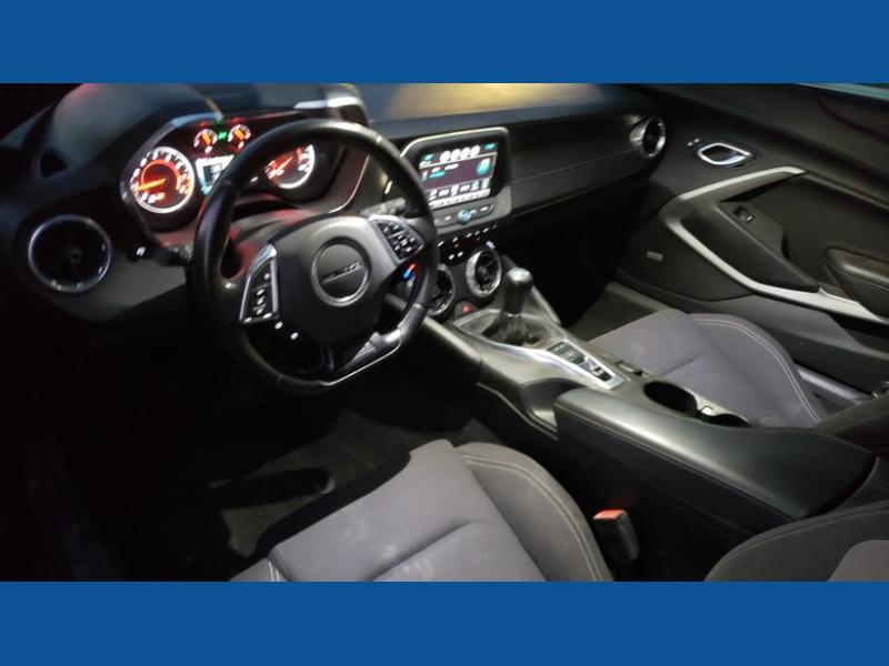 Chevrolet Camaro 2017 price $21,500
