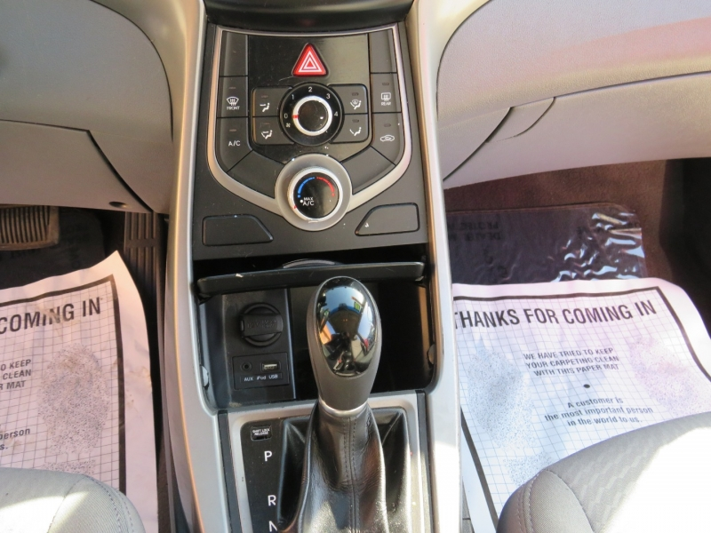 Hyundai Elantra 2016 price $9,663